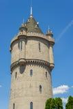水塔在Drobeta-Turnu Severin 图库摄影