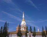 塔在Wat Pha Nam Yoi 免版税库存照片