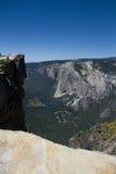 塔夫脱点在优胜美地国家公园 免版税库存照片