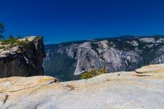 塔夫脱点,优胜美地国家公园 免版税库存图片