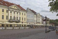 塔尔图,爱沙尼亚 免版税图库摄影