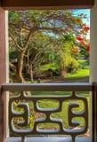 塔希提岛手段 免版税库存照片