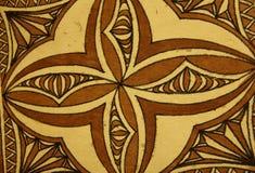 塔帕纤维布布料 免版税库存照片