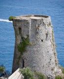塔废墟 免版税库存图片
