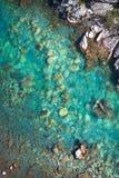 塔拉河峡谷 免版税库存图片