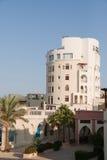 塔拉海湾。亚喀巴,约旦。 免版税库存图片