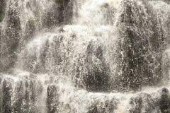 塔斯马尼亚岛瀑布 免版税图库摄影