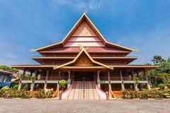 塔曼微型印度尼西亚 库存照片