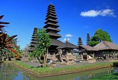 塔曼Ayu寺庙- Mengwi皇家寺庙012 免版税库存照片