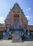塔曼Ayu寺庙- Mengwi皇家寺庙013 免版税库存图片