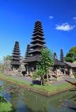 塔曼Ayu寺庙- Mengwi皇家寺庙014 库存照片