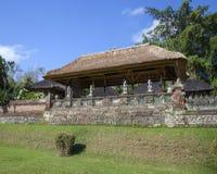塔曼Ayu Mengwi皇家寺庙002 免版税库存照片