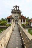 塔曼Ujung,巴厘岛 免版税库存照片