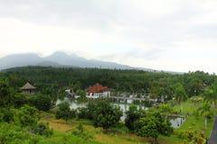 塔曼Ujung,巴厘岛 库存照片