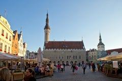 塔林,爱沙尼亚 免版税库存图片
