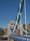 塔桥梁伦敦 库存照片