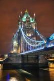 塔桥梁在伦敦,大英国 免版税图库摄影