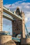 塔桥梁, 免版税库存图片