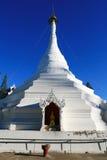 塔泰国白色 免版税库存照片