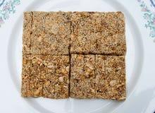 塔玛琳传统甜点 免版税库存图片