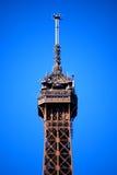 塔的上面 库存照片