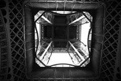 塔的中心 库存图片