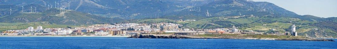 塔里法角,西班牙,安大路西亚,伊比利亚半岛,欧洲 免版税库存图片