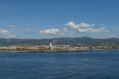 塔里法角,西班牙,安大路西亚,伊比利亚半岛,欧洲 图库摄影