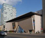 巴塔鞋子博物馆,多伦多 库存图片