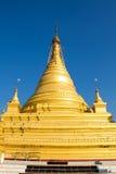 塔,缅甸的(Burmar)曼德勒 免版税库存图片