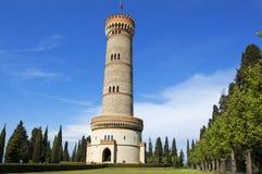 塔-圣・马蒂诺della Battaglia意大利 免版税库存图片