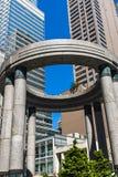 塔57在纽约 免版税库存图片