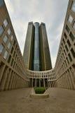 塔185在主要的法兰克福,德国 库存照片