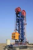 塔类型脉动单元 库存照片