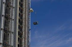 塔建筑 免版税图库摄影