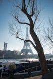 巴黎塔 免版税库存图片