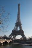 巴黎塔 免版税图库摄影