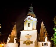 塔Krems奥地利 库存图片