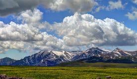 塞利姆通行证,亚美尼亚风景  库存图片