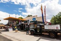 塞利格曼,亚利桑那 免版税库存图片