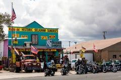 塞利格曼,亚利桑那 免版税图库摄影