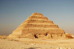 塞加拉埃及 免版税库存照片