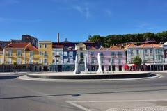 塞图巴尔市,葡萄牙 免版税库存照片
