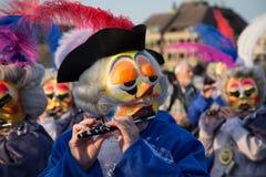 巴塞尔狂欢节 图库摄影
