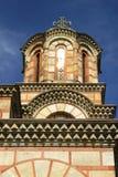 塞尔维亚, Belgrad,圣马克高耸 库存图片