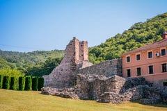 塞尔维亚正统修道院Ravanica 库存图片