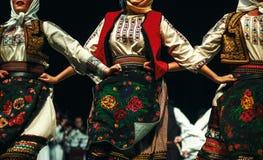 塞尔维亚民间传说身体  免版税库存图片