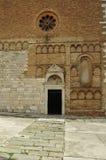 塞尼,大教堂 免版税库存图片