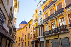 塞戈韦Seminario Menor Diocesano Castellon在西班牙 库存图片
