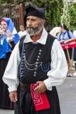 塞拉尔朱斯,意大利- 2015年9月13日:前婚姻Selargino -撒丁岛- 库存图片